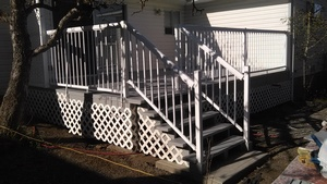Ladysmith Deck Rebuild Project