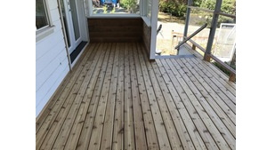 Carpentry - Crofton Deck Rebuild Project